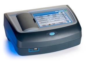 Desinfeksi Air Limbah - Analisa Klorin Dioksida menggunakan DR 3900 Hach Spectrophotometer